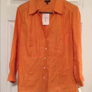 Talbots 👌🎃🤖welcome fall ! Long sleeve top 14